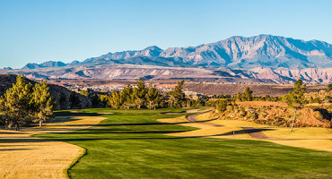 16 Fairway @ St. George Golf Club - St. George Utah Golf - Photo By - Brian Oar - @brianoar