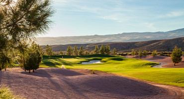3 Tee @ SunRiver Golf Club - St. George Utah Golf - Photo By - Brian Oar - @brianoar