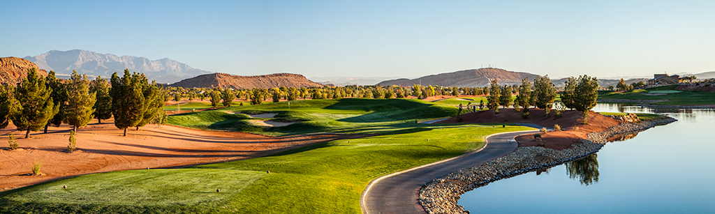 8 Tee @ SunRiver Golf Club - St. George Utah Golf - Photo By - Brian Oar - @brianoar