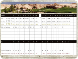 Falcon Ridge Golf Course Scorecard - MesquiteGolfCourses.com