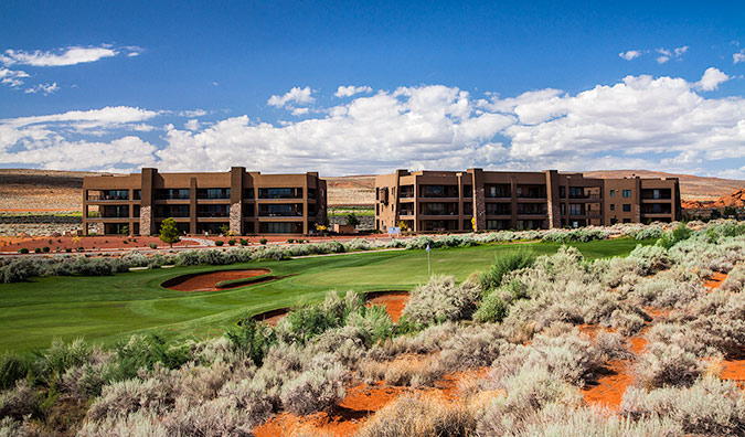 Sand Hollow Resort Golf Villas - St. George Utah Golf - Photo By - Brian Oar - @brianoar