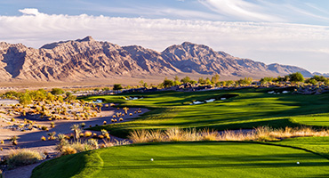 Coyote Springs Golf Club - Near Mesquite, Nevada - Photo by Brian Oar - All Rights Reserved