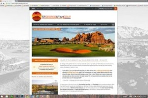 New MesquiteGolfCourses.com Website Uploaded