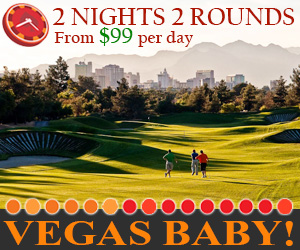 Las Vegas Golf Packages - Vegas Baby!