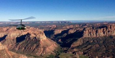 Zion Helicopter Tours - St. George Utah Golf