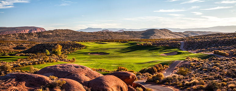 #1 Coral Canyon Golf Course - St. George, Utah - Photo by Brian Oar - All Rights Reserved