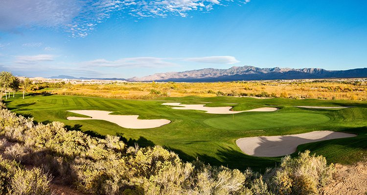#3 CasaBlanca Golf Club - Mesquite, Nevada - Photo by Brian Oar - All Rights Reserved