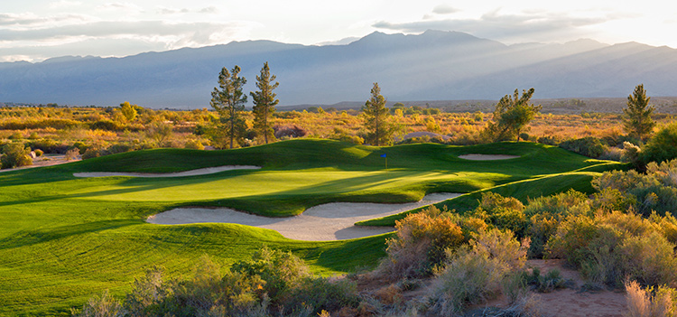 #15 CasaBlanca Golf Club - Mesquite, Nevada - Photo by Brian Oar - All Rights Reserved