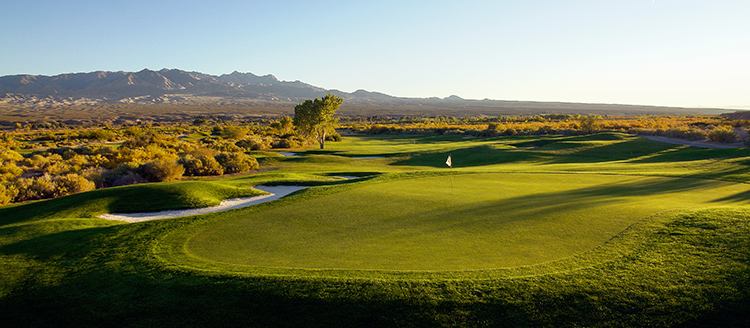 #6 CasaBlanca Golf Club - Mesquite, Nevada - Photo by Brian Oar - All Rights Reserved