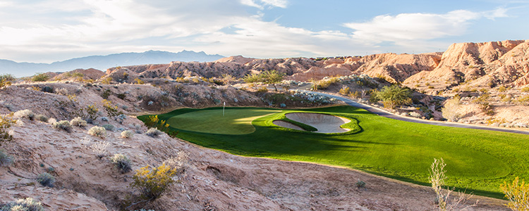 #3 Conestoga Golf Club - Mesquite, Nevada - Photo by Brian Oar - All Rights Reserved