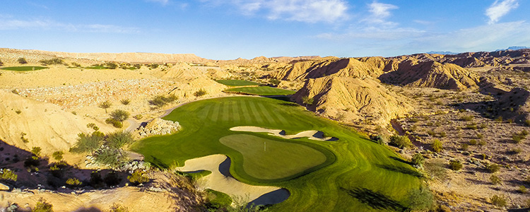 #6 Conestoga Golf Club - Mesquite, Nevada - Photo by Brian Oar - All Rights Reserved