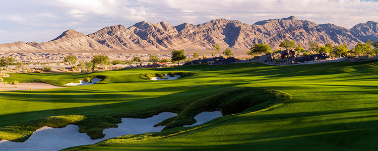 #13 Coyote Springs Golf Club - Near Mesquite, Nevada - Photo by Brian Oar - All Rights Reserved