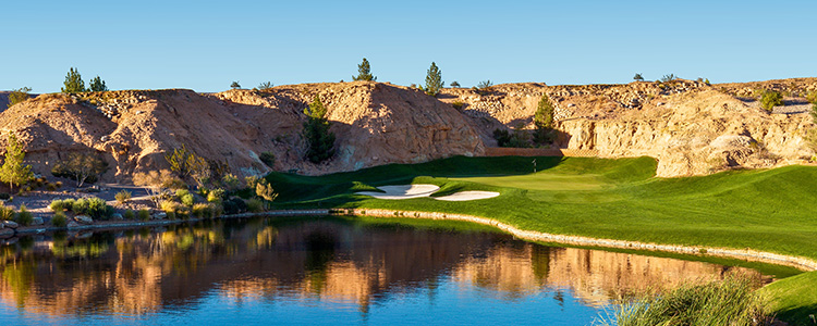 #2 Falcon Ridge Golf Course - Mesquite, Nevada - Photo by Brian Oar - All Rights Reserved