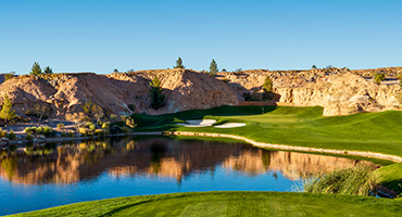 Falcon Ridge Golf Club - Mesquite, Nevada - Photo by Brian Oar - All Rights Reserved