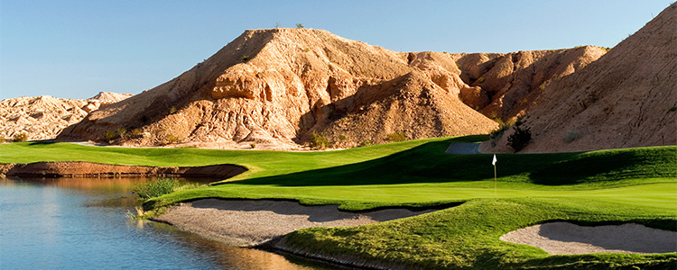 #7 The Oasis Golf Club - Canyons Course - Mesquite, Nevada - Photo by Brian Oar - All Rights Reserved