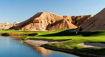 The Oasis Golf Club - Canyons Course - Mesquite, Nevada - Photo by Brian Oar - All Rights Reserved
