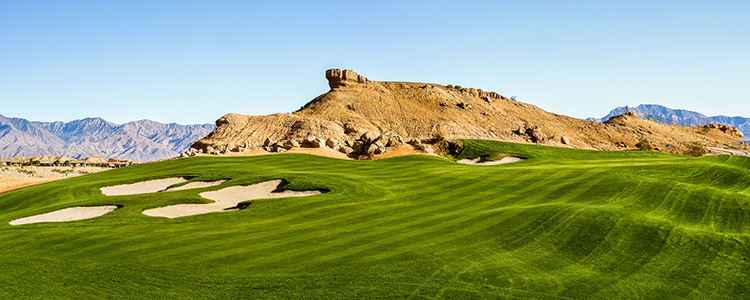 #8 The Oasis Golf Club - Canyons Course - Mesquite, Nevada - Photo by Brian Oar - All Rights Reserved