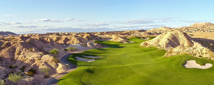 #3 The Oasis Golf Club - Canyons Course - Mesquite, Nevada - Photo by Brian Oar - All Rights Reserved