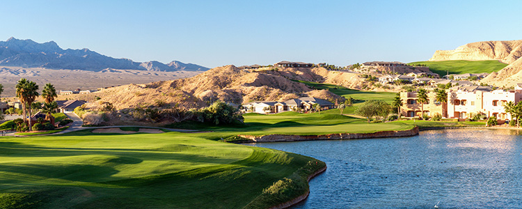 #8 The Oasis Golf Club - Palmer Course - Mesquite, Nevada - Photo by Brian Oar - All Rights Reserved