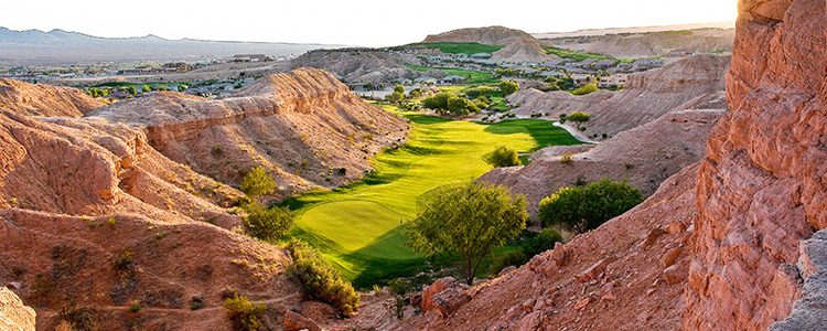 #6 The Oasis Golf Club - Palmer Course - Mesquite, Nevada - Photo by Brian Oar - All Rights Reserved