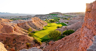 The Oasis Golf Club - Palmer Course - Mesquite, Nevada - Photo by Brian Oar - All Rights Reserved