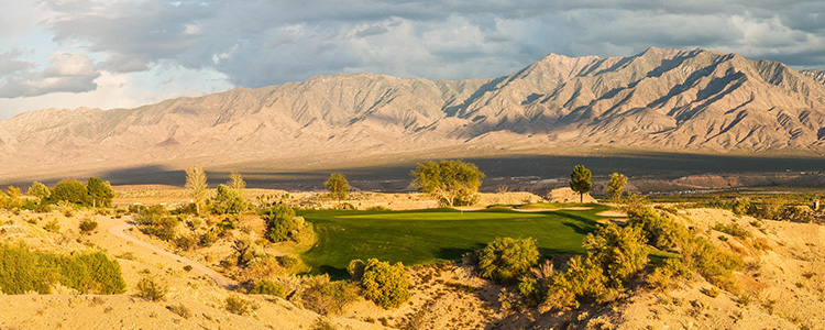 #14 The Palms Golf Club - Mesquite, Nevada - Photo by Brian Oar - All Rights Reserved