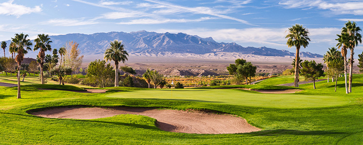 #9 The Palms Golf Club - Mesquite, Nevada - Photo by Brian Oar - All Rights Reserved