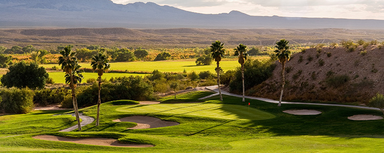 #10 The Palms Golf Club - Mesquite, Nevada - Photo by Brian Oar - All Rights Reserved