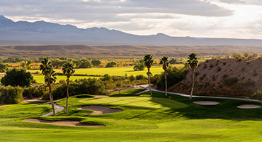 The Palms Golf Club - Mesquite, Nevada - Photo by Brian Oar - All Rights Reserved